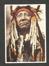 CARTE POSTALE INDIEN AMERIQUE TWO MOON CHEYENNE