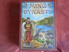 MING DYNASTY: excellent Chinese themed board game:NEW:SEALED