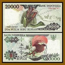 Indonesia 20000 Rupiah, 1995 P-132d Unc