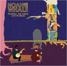 Noah and the Whale - Peaceful the World Lays Me Down - New 180g Vinyl +MP3