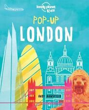 LONELY PLANET POP-UP LONDON - MANSFIELD, ANDY - NEW HARDCOVER BOOK