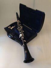 Buffet Crampon & Co Paris B10 Clarinet - Hard Case Good Condition.