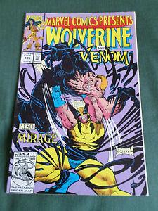 WOLVERINE & VENOM # 121 MARVEL COMICS - 1993 -  FLIP SIDE GHOST RIDER- # 121