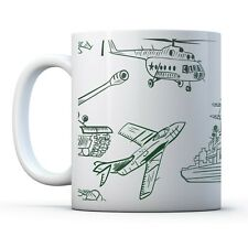 Armed Forces RAF Army - Drinks Mug Cup Kitchen Birthday Office Fun Gift #8166