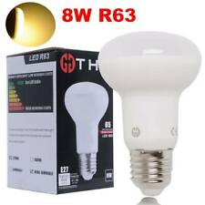 R63 E27 LED 8W Dimmable Reflector Light Bulb ES Spot Down Lamp Warm White A++ UK