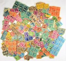 1920's & 1930's Stamp Collection – Hundreds Of Stamps – Very Nice Assortment