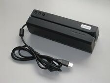 MSR606 Magnetic Card Reader Writer Encoder PVC Stripe Credit MSR206
