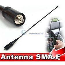 COMTRAK SRH-771R ANTENNA BIBANDA  144/430 Mhz 36 CM conn sma FEMMINA  874018