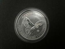 2018 Canada $8 1.5oz 1 1/2oz Canadian Snow Owl Fine Silver Bullion coin