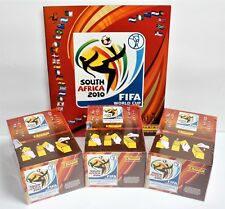 Panini World Cup 2010 South Africa - 3 x Display box 100 packs + empty album