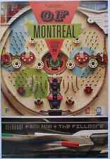 Of Montreal Concert Poster 2012 F-1146 Fillmore