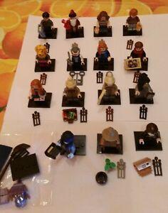 LEGO Minifiguren 71028 Harry Potter Serie 2 NEU komplett