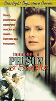 Prison of Secrets, New DVD, Stephanie Zimbalist, Finola Hughes, Gary Frank, Rust