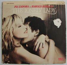 The LONELY LADY  Pia ZADORA  Harold Robbins  Very  RaRe  Laserdisc  Edition