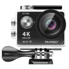 AKASO EK7000 4K Video WiFi Sports Action HD Camera Waterproof Camcorder 12MP