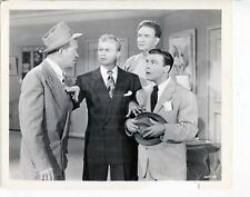 That's My Gal-Don 'Red' Barry-Pinky Lee-Frank Jenks-8x10-B&W-Promo-Still