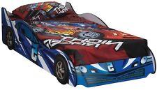 Sweet Dreams Blue Formula 1 Racing Car Single Bed Frame 3ft 90cm