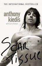 Scar Tissue: The Autobiography, Anthony Kiedis, Larry Sloman | Paperback Book |