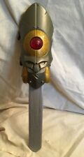 He-man thundercats Extending Sword with lights & Sons-Mattel 2003-Cosplay