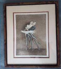 """1974 Vintage HORSES /""""ORVILLE/"""" FAMOUS 1800/'s RACEHORSE COLOR Art Print Lithograph"""
