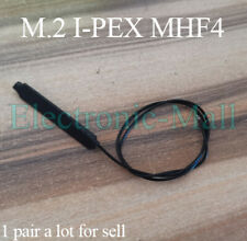 M.2 I-PEX MHF4 Antenna for NGFF wifi card 2.4G/5G Antenna For Intel AX200 9260