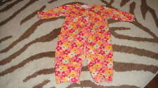 BOUTIQUE BABY LULU 6M 6 MONTHS FLORAL OUTFIT