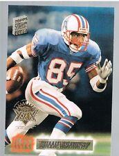 1994 Topps Stadium Club Super Bowl XXIX Willie Drewrey #529 Oilers