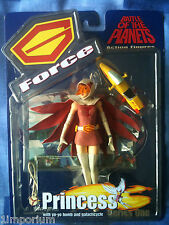 BATTLE OF THE PLANETS Action Figure - 'Princess' (2002 Sealed) G-Force Gatchaman