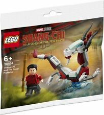 LEGO® Super Heroes 30454 Shang-Chi und The Great Protector - POLYBAG NEU / OVP