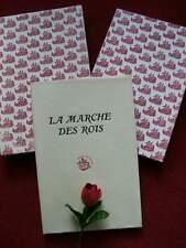 LANZA DEL VASTO : LA MARCHE DES ROIS 1944( EDITION ORIGINALE )