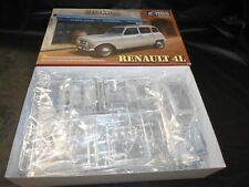 EBBRO 25002, 1/24 RENAULT 4L PLASTIC MODEL KIT