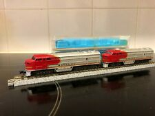 Atlas C Liner ATSF 2121 (Motorised) 2131(dummy)  n gauge