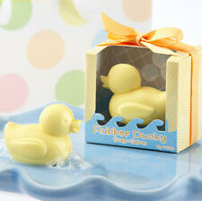 Adorable Rubber Ducky Baby Shower Soap Party Favor For wedding favor gifts 10pcs