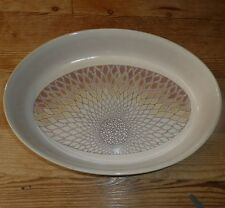 Denby CHANTILLY Oval Serving Dish
