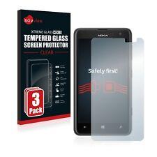 3x VITRE PROTECTION VERRE TREMPE pour Nokia Lumia 625 Film protecteur écran