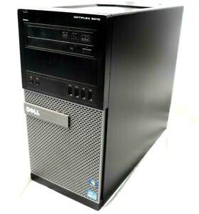 Dell OptiPlex 9010 MT Intel i7-3770 3.4GHz 8GB DDR3 WIN7COA NO HDD