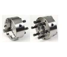"10"" 3-Jaw D1-8 Cam-Lock Lathe Chucks"