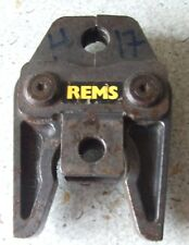 REMS machoire 17H Pressbacke