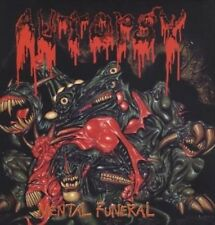 Autopsy Mental Funeral LP Vinyl Record 2010 Peaceville Germany Vilelp25
