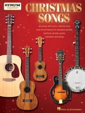 Christmas Songs Strum Together Sheet Music Strum Together Book New 000278101
