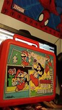 Super Mario Brothers Lunchbox 1988