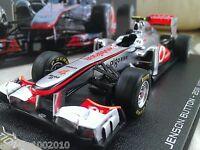 #4 McLaren Mercedes MP4-26 Jenson Button 2011 Japan GP Winner F1 Car 1/43 Spark