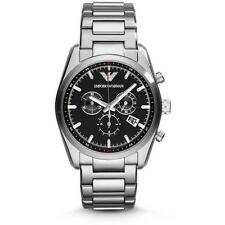 Emporio Armani Stainless Steel Band Analogue Casual Watches