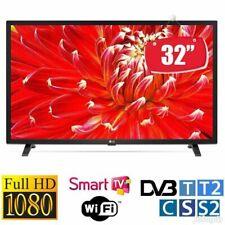 "TV LG 32LM6300  Led 32"" Full HD Smart TV Wi-Fi Nero LG Netflix NUOVO DVB-T2 S2"