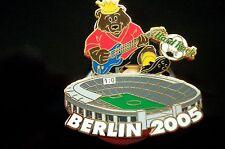HRC hard rock cafe Berlín Cup final 2005 Bear le250 dfb trofeo campeonato