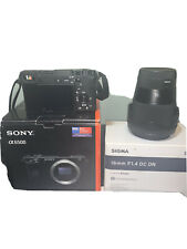 sony a6500 with lens (Accessories)