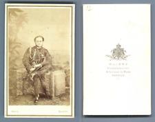 Walery, Marseille Monsieur Emilien de Gissé CDV vintage albumen carte de visite,