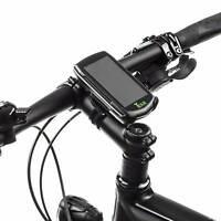 TAHUNA fix Fahrrad Halterung Roller E- Bike Halter mit Drehplatte & Kabelbinder