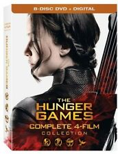 The Hunger Games: Complete 4 Film Collection [New DVD] Boxed Set, Dolby, Subti