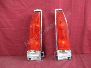 NOS OEM Chrysler New Yorker Tail Lamp Light 1988 - 91 FWD Models Only PAIR